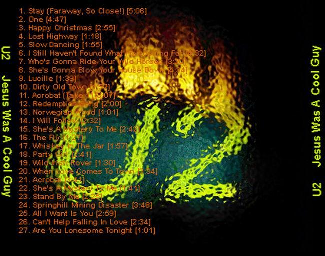 U2gigs com cover » Audio » Compilations » 03 - Acoustic