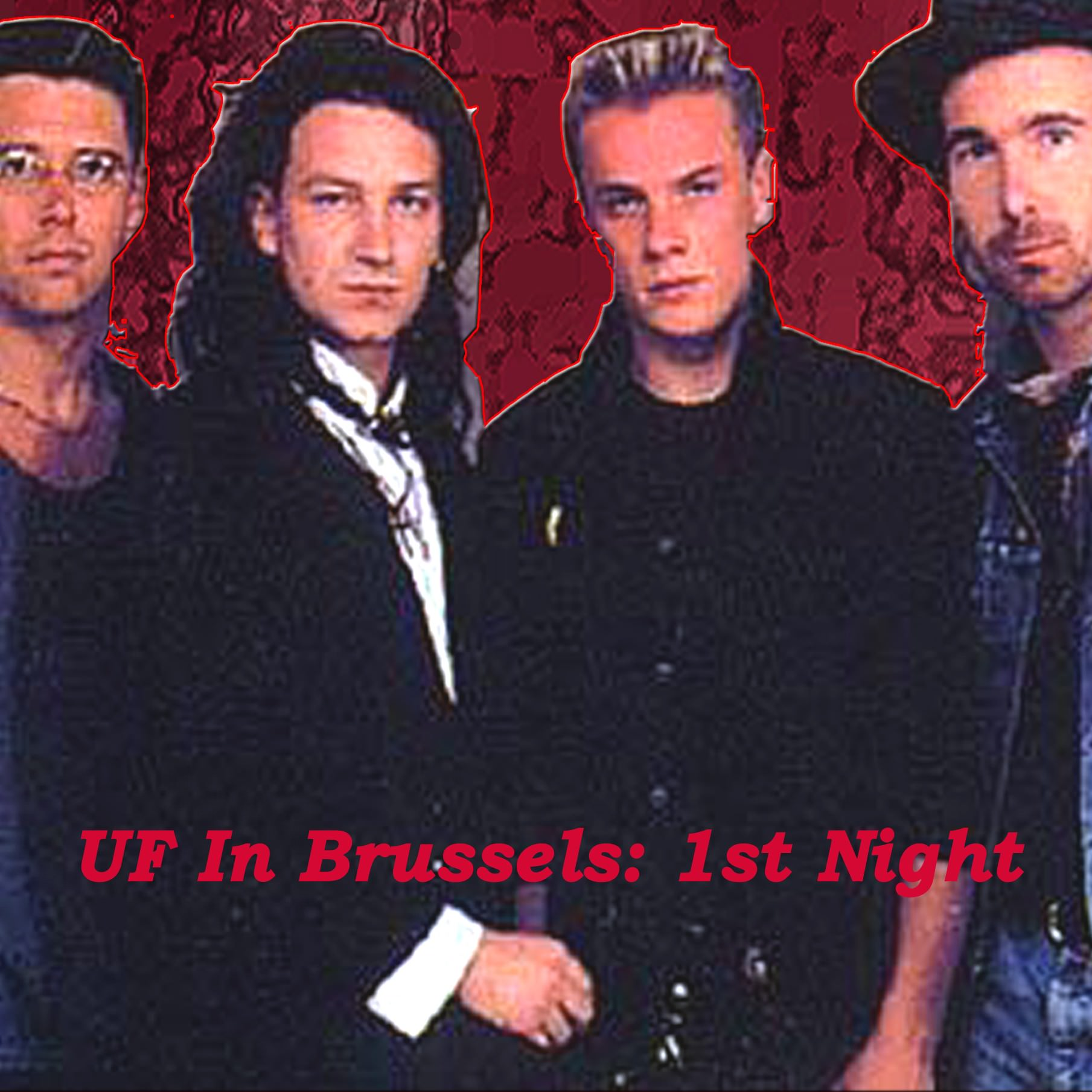 U2gigs com cover » Audio » 1984-1985 - The Unforgettable