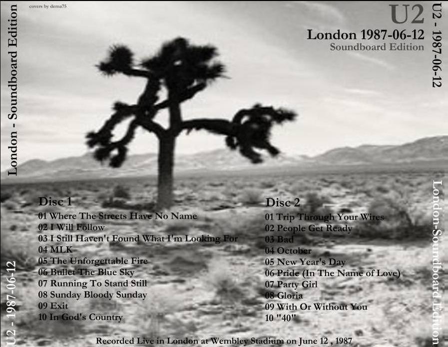 U2 Bad Live Version