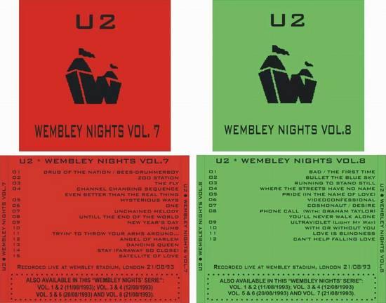 U2gigs com cover » Audio » 1991-1996 - Zoo TV Tour » 07