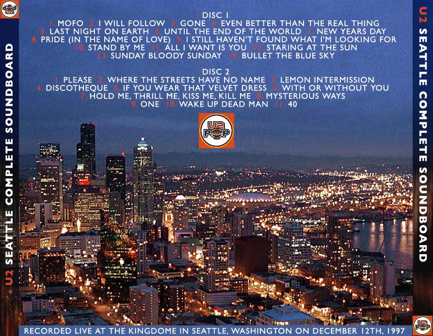 U2gigs com cover » Audio » 1997-1999 - Popmart Tour » 05