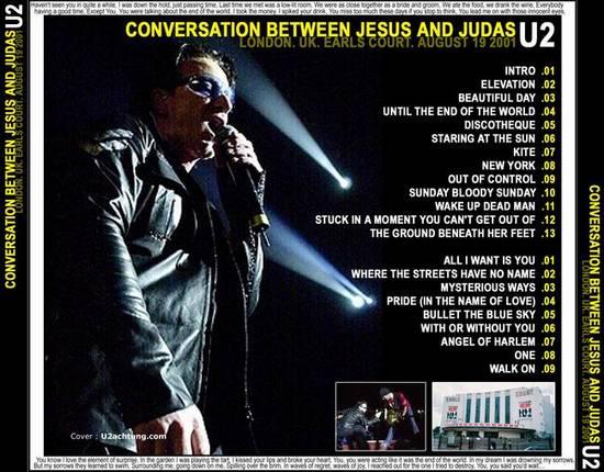 U2gigs com cover » Audio » 2000-2003 - Elevation Tour » 05