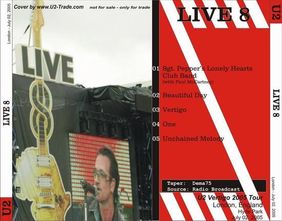 U2gigs com cover » Audio » 2004-2006 - Vertigo Tour » 05 - 2005