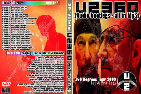 U2gigs com cover » Audio » 2007-2011 - 360 Degrees Tour » 07