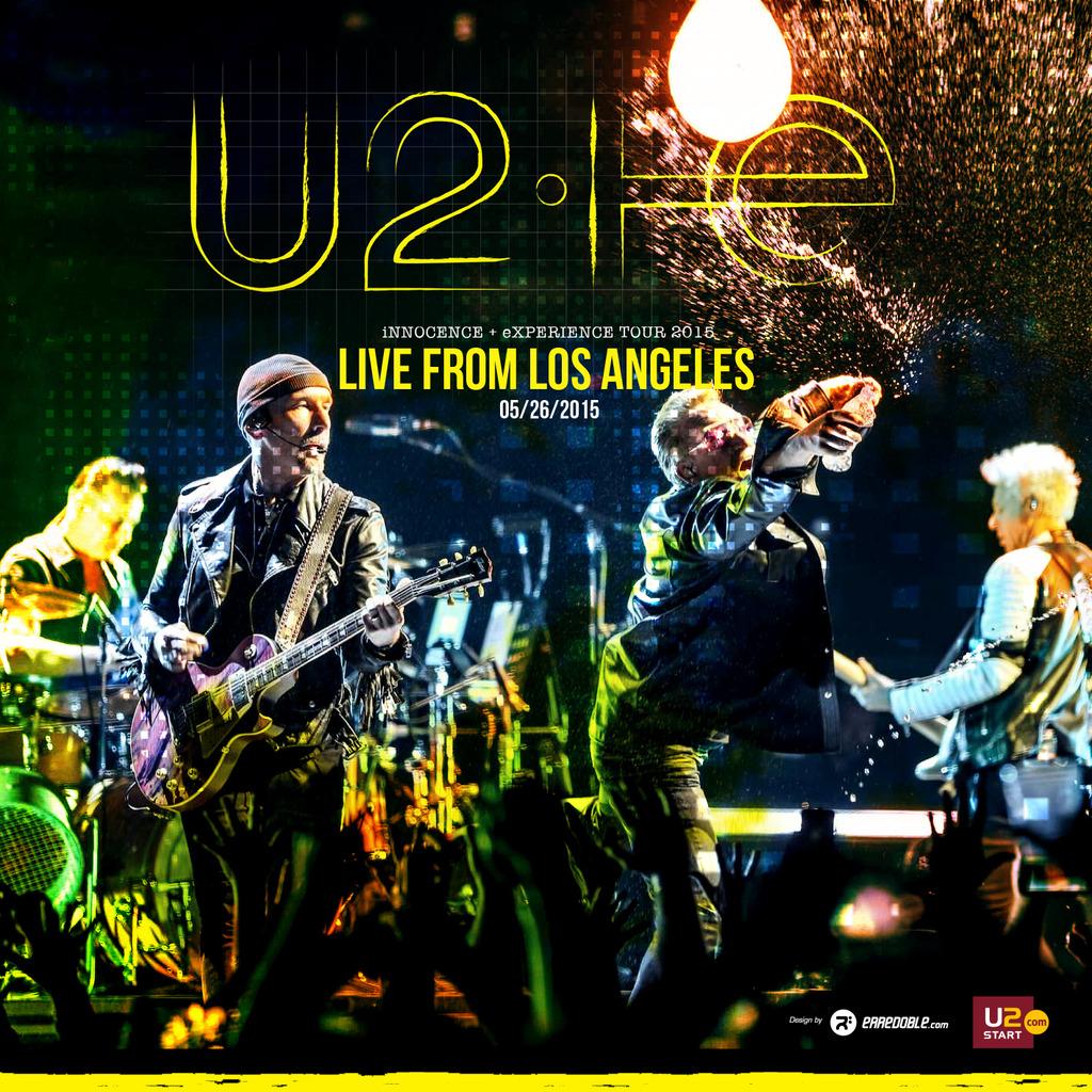 U2gigs.com Cover » Audio » 2012-2016