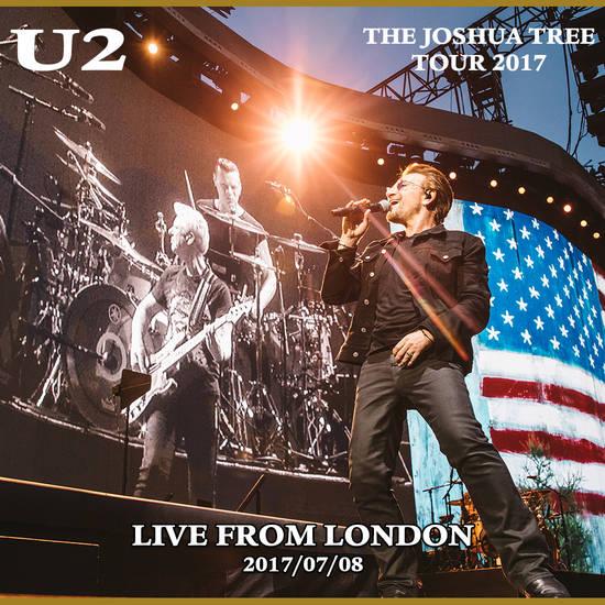 U2gigs com cover » Audio » 2017 - Joshua Tree Tour 2017 » 03